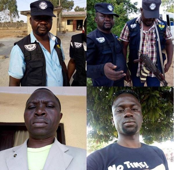 IGP Ibrahim Idris orders befitting burial for four police officers killed by suspected kidnappers in Kaduna