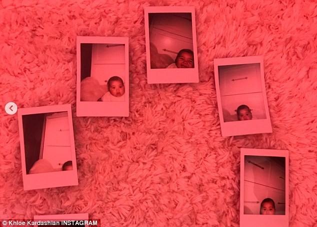 Khloe Kardashian shares adorable photos of Kourtney