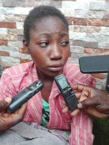 """""""It was a spirit that told me to go and kill her"""" - 14-year-old housemaid narrates how she murdered her madam"""