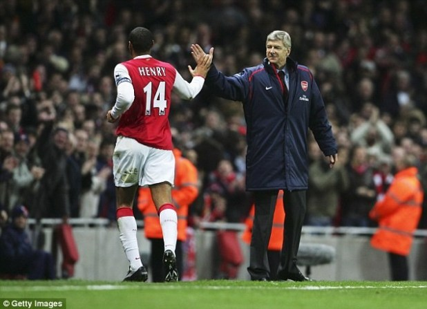 Arsenal legend Thierry Henry agrees deal to become new manager of French club Bordeaux
