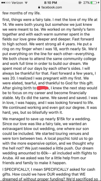 Bride disowns family and cancels her wedding 4 days beforehand and her reason has shocked readers