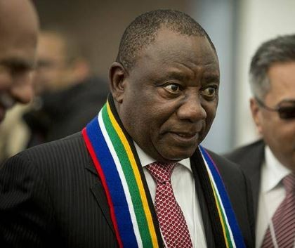 South Africa?s economy slips into recession six months after?President?Cyril Ramaphosa?assumed office