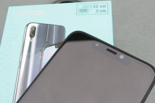 The Infinix Hot S3X arguably has the world?s best smartphone screen display