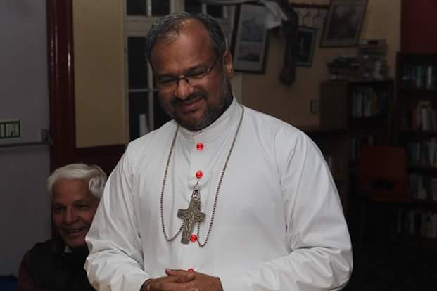 Catholic Bishop advised to step down after being accused of repeatedly raping a nun