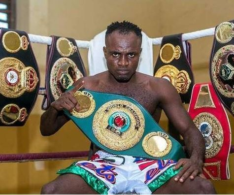 DNA test proves Ghanaian boxer, Emmanuel Tagoe Is not the father of his 14-year old son