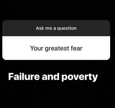 Funke Akindele reveals her greatest fear
