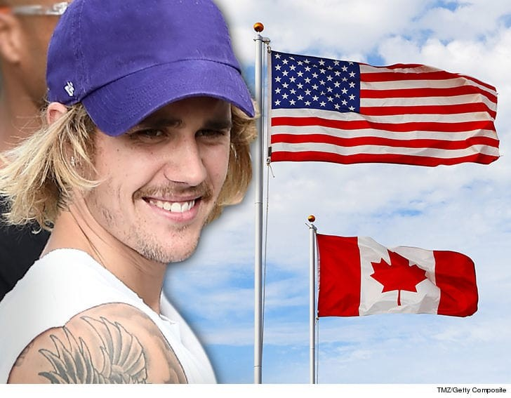 Justin Bieber to ?become a U.S. Citizen