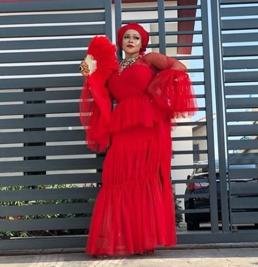 Photos: How Omotola, Shaffy Bello, Rita Dominic and others turned up for Lala Akindoju