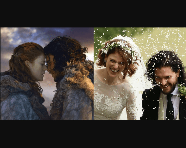 Meeting wife Rose Leslie was the best thing to come out of Game Of Thrones - Actor, Kit Harington?