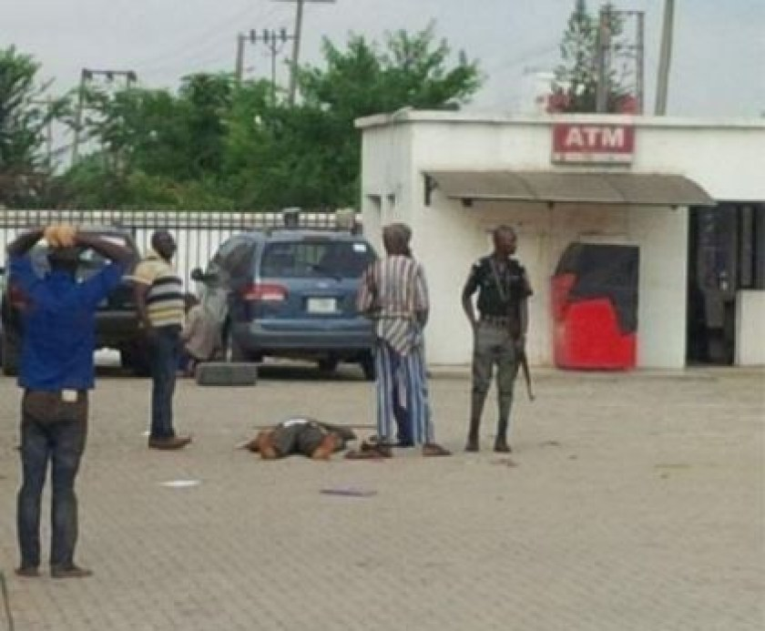 Bank robbers kill two people in Ekiti State - Police