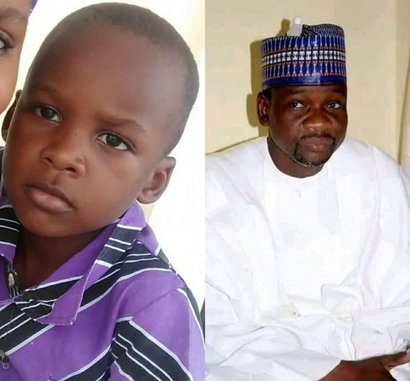 4-year-old son of Borno APC chairman kidnapped in Maiduguri