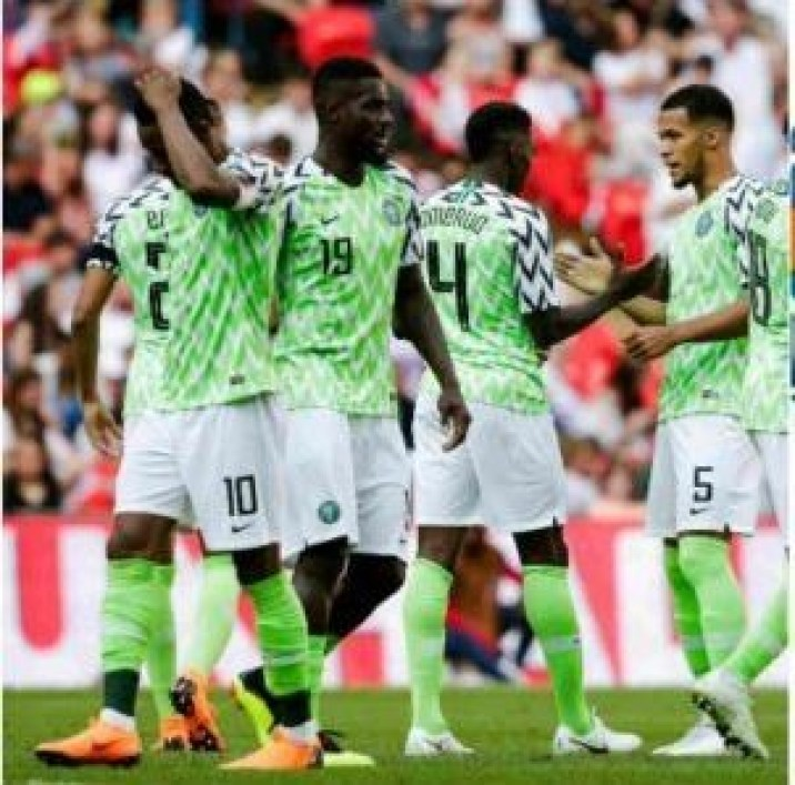 New FIFA ranking: Check out Nigeria?s position