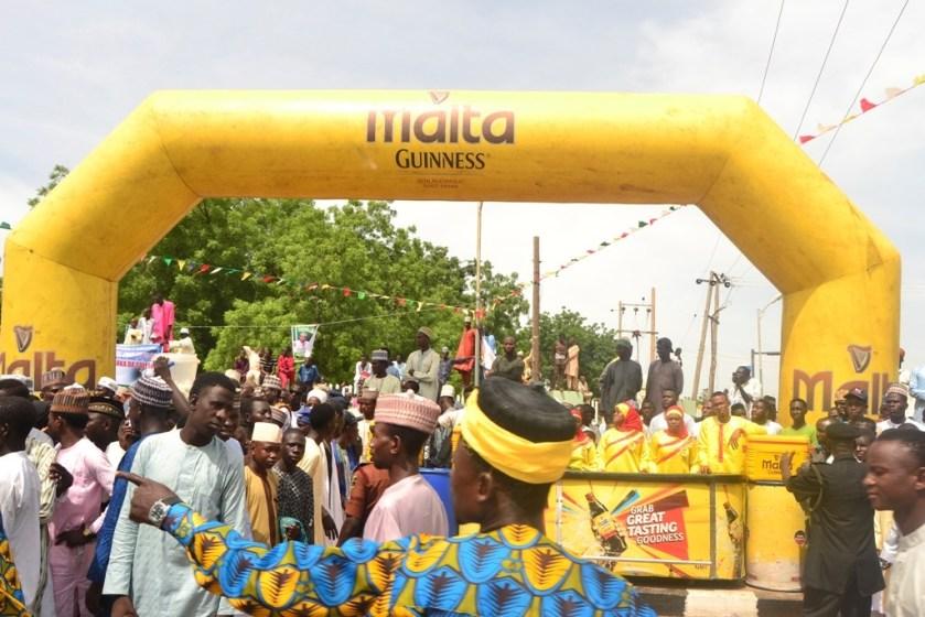 Malta Guinness celebrates Durbar festival in Sokoto and Zaria