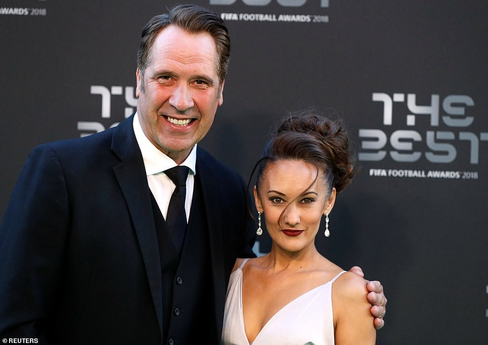 Check out stunning Green carpet photos from 2018 FIFA The Best Awards