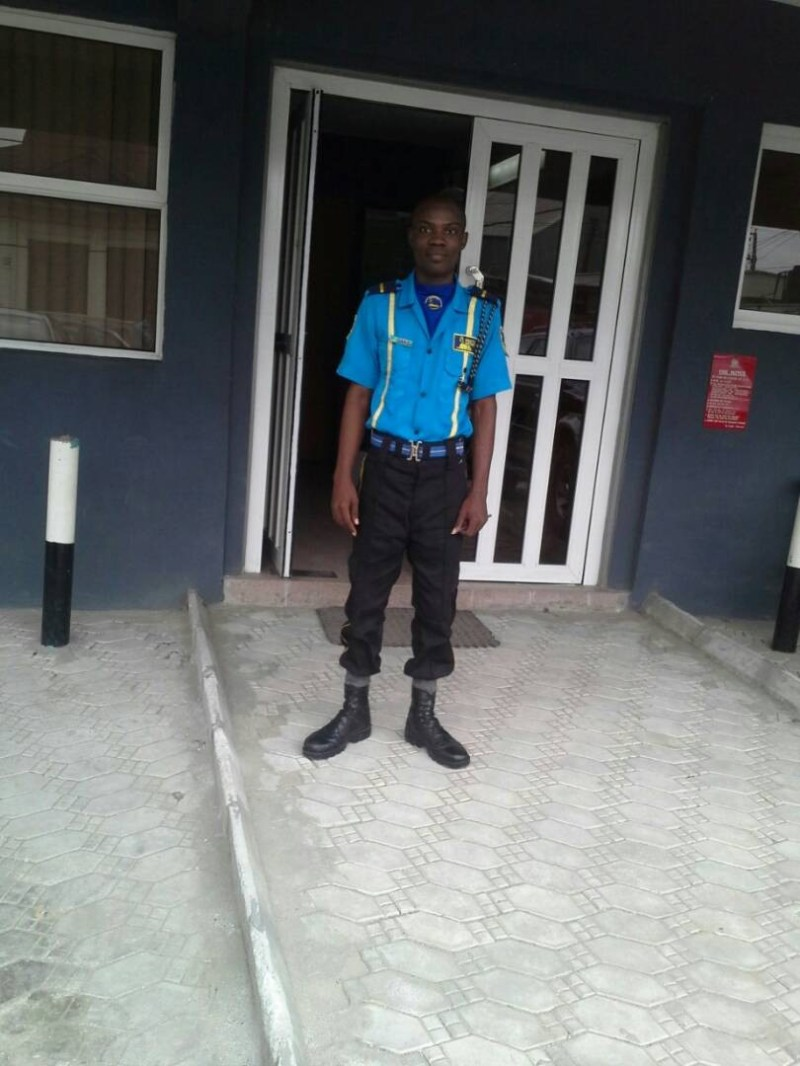 Daniel Adekunle ? Security Guard turned Software Developer!
