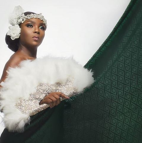 Actress Chioma Chukwuka Akpotha celebrates Nigeria with amazing photoshoot