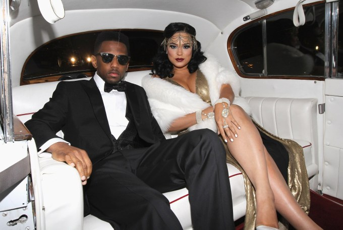 Rapper Fabolous indicted on four felony counts for assaulting? his babymama Emily B