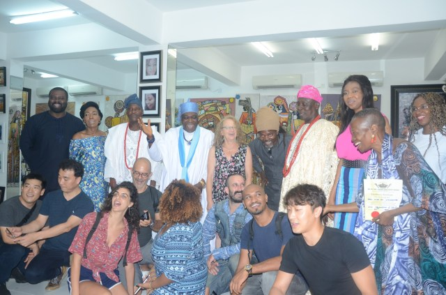 How African-Israeli stage brought Wole Soyinka?s ?A Dance Of The Forests? to life  at the MTN Sponsored Eko Theatre Carnival 2018