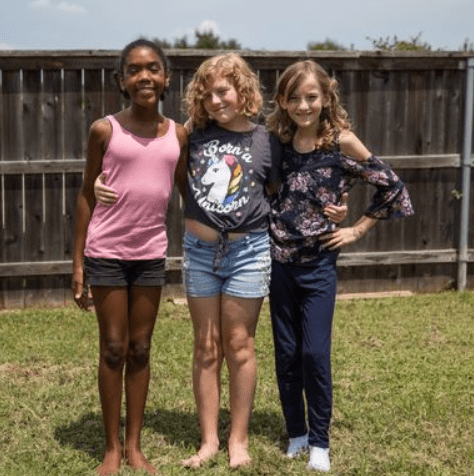 Three 11-year-old transgender friends transition together after years of bullying