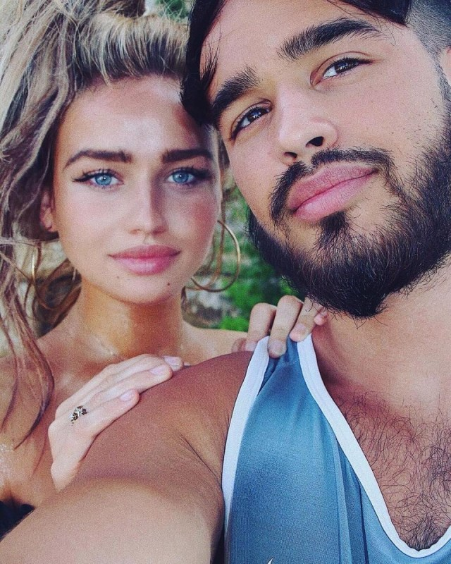 I met my soulmate, married him and got pregnant all in 9 days - Actress Rosie Mac
