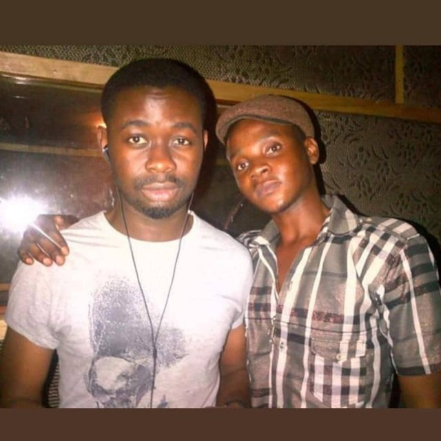 Check out this throwback photo of singer, Kizzdaniel