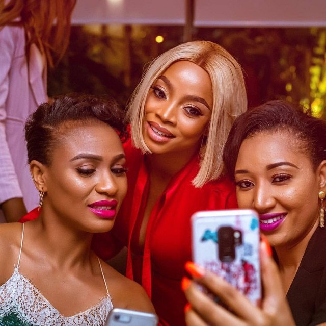 Official photos from Toke Makinwa