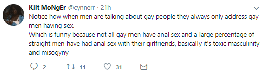 """""""Straight people disgust me"""" Pansexual Nigerian woman calls out straight and homophobic people"""