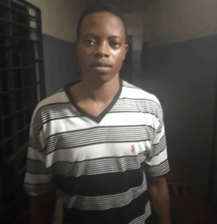 Togolese cook confesses to killing his boss, Chief Ope Bademosi at his home in Parkview estate Lagos