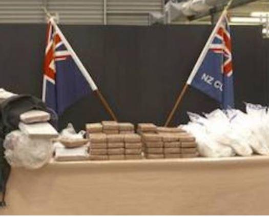 New Zealand intercepts $25m worth of cocaine hidden in bananas