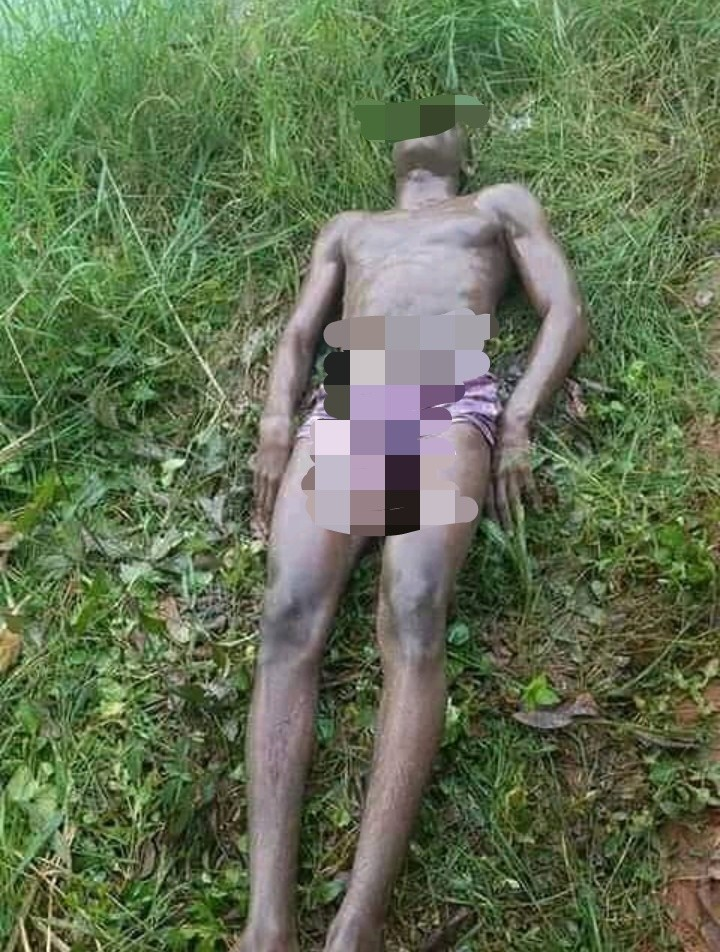 FUTO final year student drowns in Imo state (graphic photos)