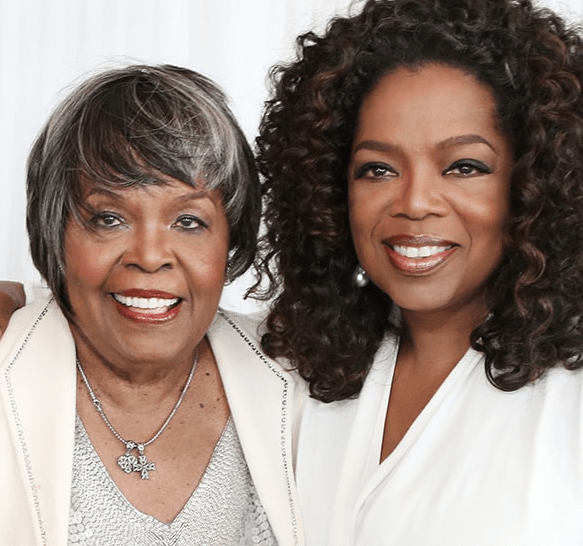 Oprah Winfrey's mum, Vernita Lee dies at 83