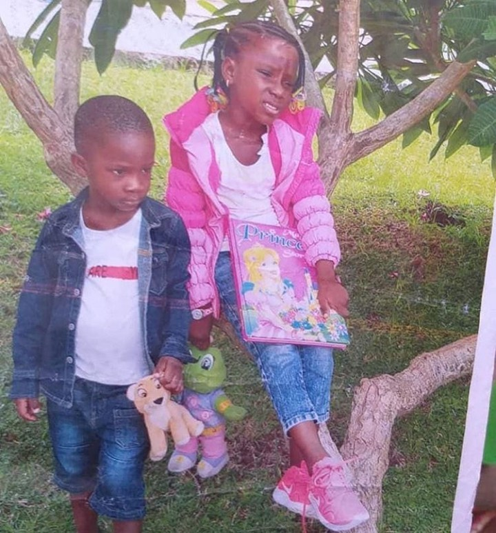 2 siblings kidnapped by their nanny in Lagos