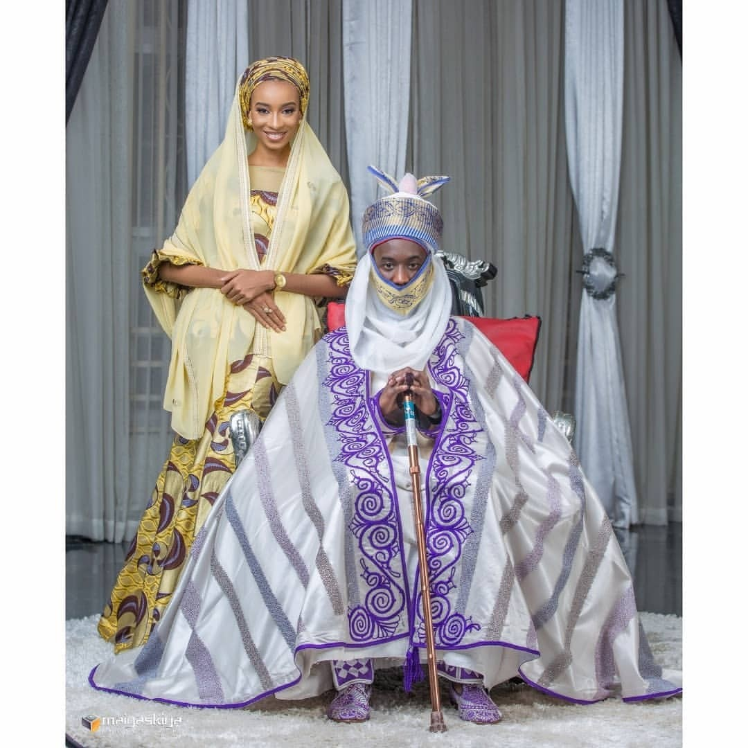 Emir of Kano's son Aminu Sanusi set to wed, shares his pre-wedding photos