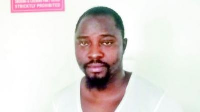 Photo: Nigerian national arrested in India for matrimonial fraud