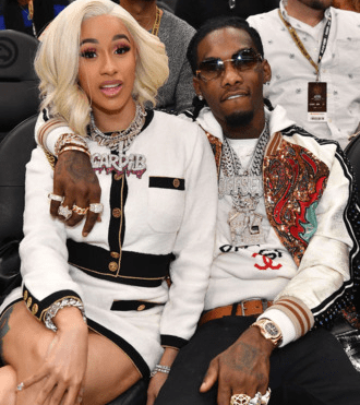 Text messages of Offset organizing a threesome without Cardi B leaks following their split