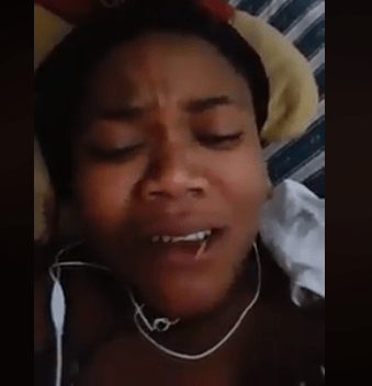 """""""How can you take me home and sleep off"""" Lady blasts men who do not take advantage of a woman in their bed (video)"""