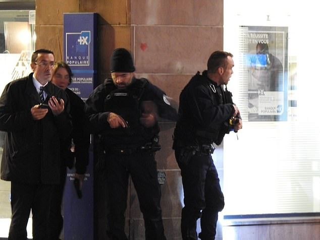 Shooting at Christmas market in Strasbourg leaves 2 dead and 11 critically injured