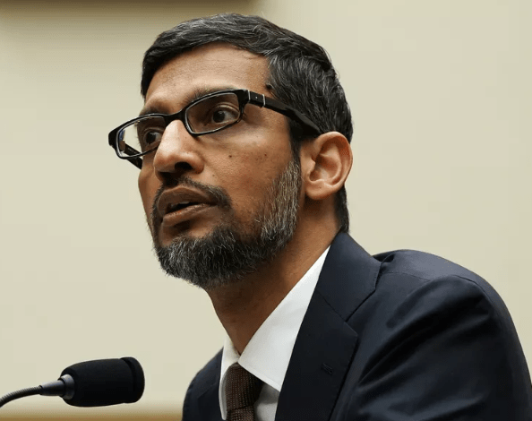 US Congress asks Google CEO to explain why the photo of Donald Trump comes up when you type ?idiot?
