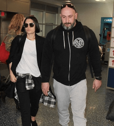 """Jessie J shares very emotional tributes as she reveals her security guard and """"rock""""  has died"""