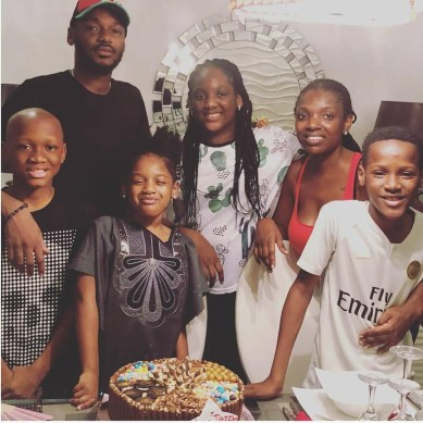 Photos from Annie and 2face Idibia
