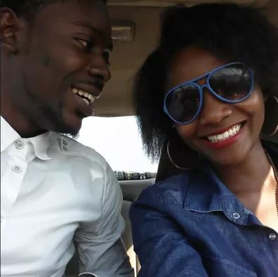 Throwback: Check out these rare loved up photos of Simi and Adekunle Gold as they get married today