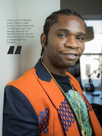Speed Darlington covers the January edition of MediaRoomHub Magazine (Photos)
