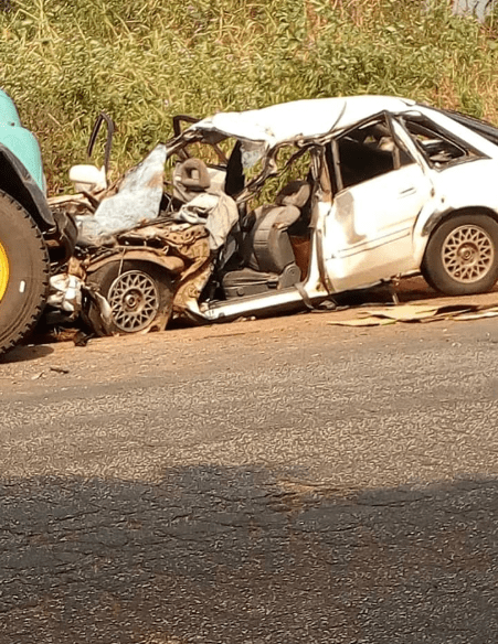 Activist and rape victim die in accident on their way to court in Benin