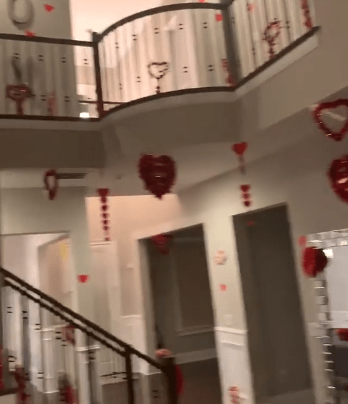 Safaree goes all out for Erica Mena as he begins celebrating Valentine