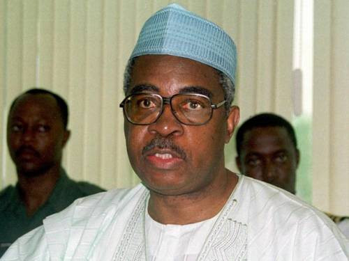 Image result for Buhari plans to use police, soldiers to rig elections- TY Danjuma