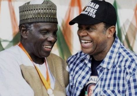 2019 Presidential Ticket War:?Jerry Gana drags Donald Duke to supreme court