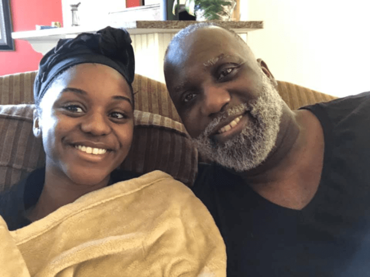 Pastor shares testimony as his daughter miraculously survives ghastly accident