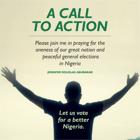 A call to action | Jennifer Douglas Abubakar