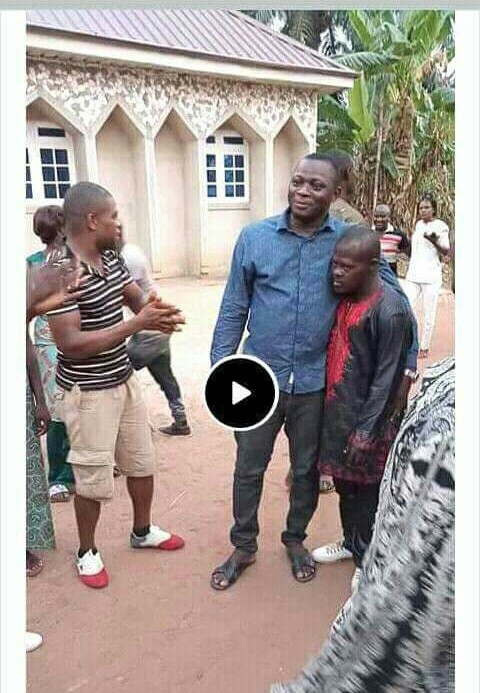 Photos: 16-year-old girl given out in marriage to an older