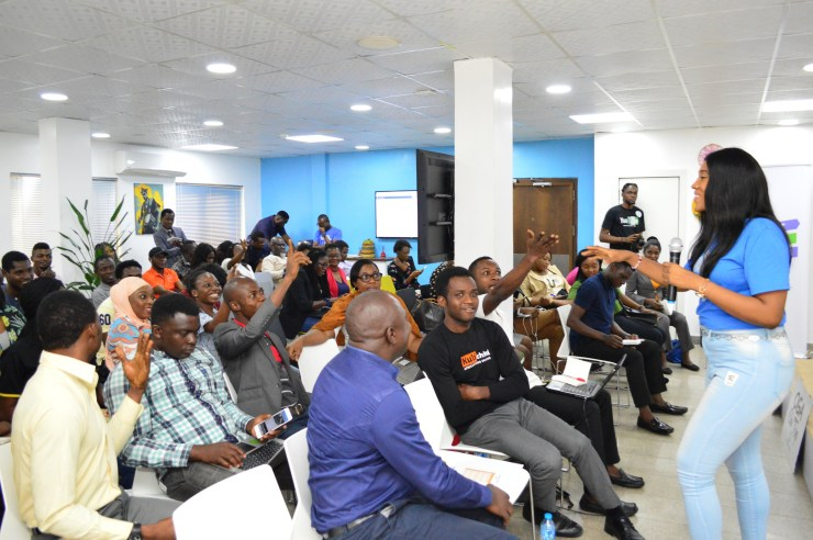 MTN Nigeria Holds Facebook Marketing Training For SMEs in Lagos